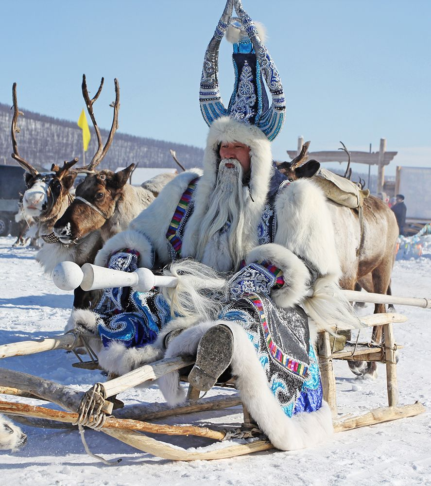 "Tour to Oymyakon to the festival ""Oymyakon - Pole of Cold"""